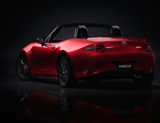 MAZDA CANADA INC. - Mazda Unveils All-New Mazda MX-5