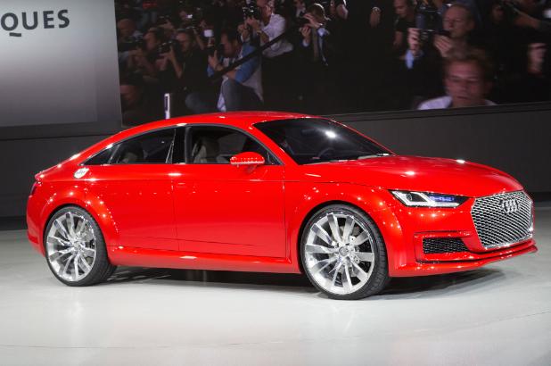 La balance parfaite selon Audi