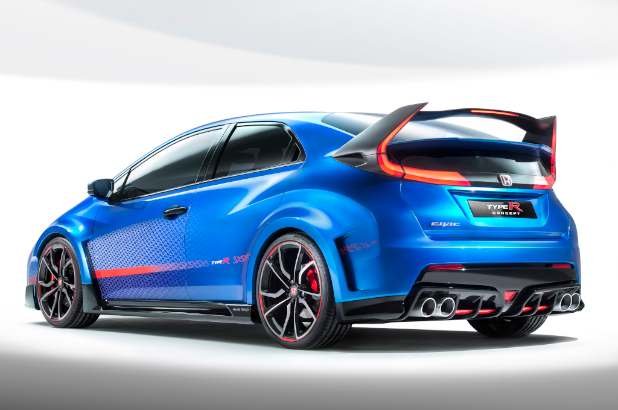 Le concept Type-R version Euro