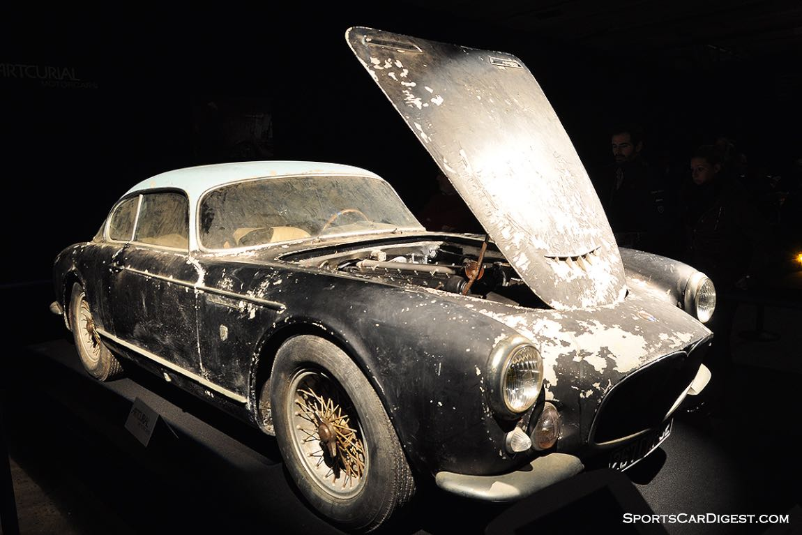 Maserati A6G 2000 Gran Sport Berlinetta Frua - 1956 (Baillott Collection)