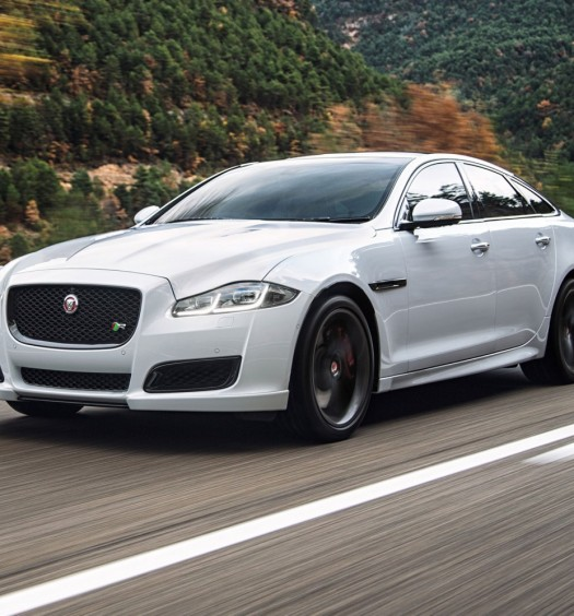 2016-jaguar-xjr-front-three-quarter-motion