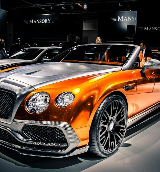 Show car par excellence