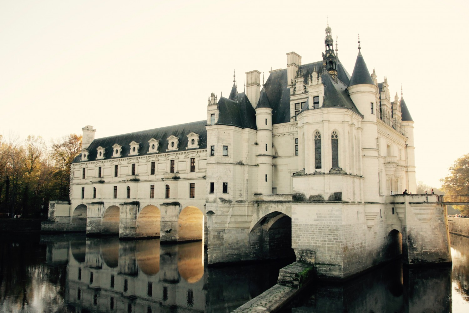 Chenonceau all the way !