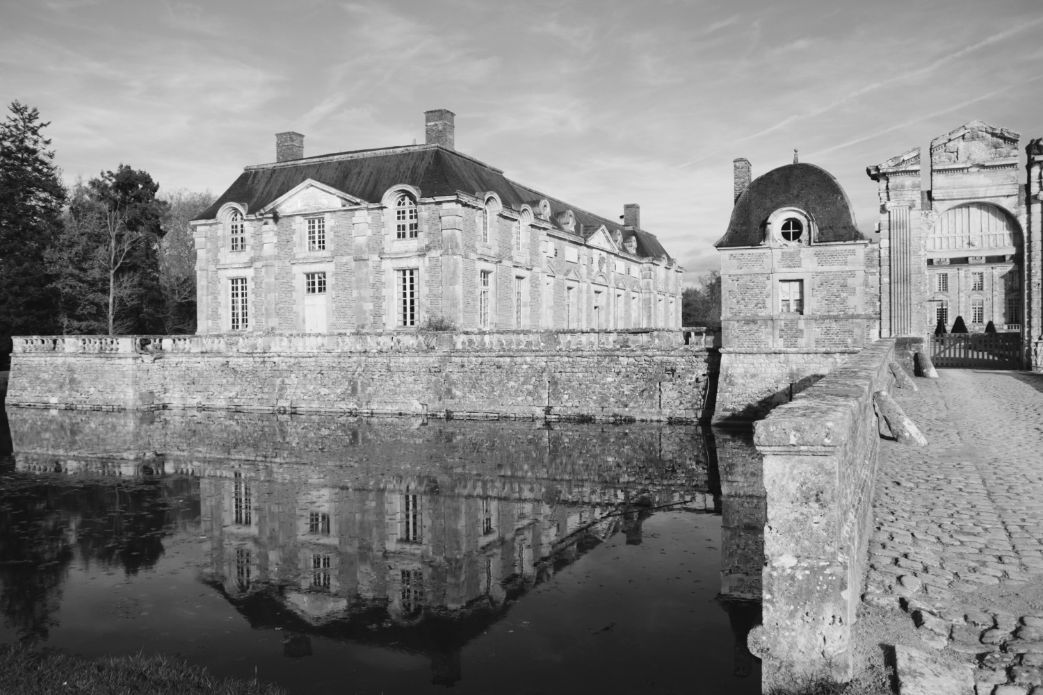 50 shades of Chenonceau