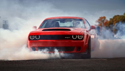 Le premier drag homologué route ! Dodge Challenger SRT Demon